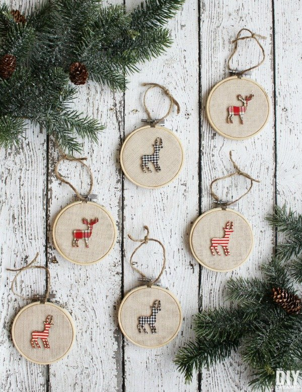 Deer-Embroidery-Hoop-Ornaments