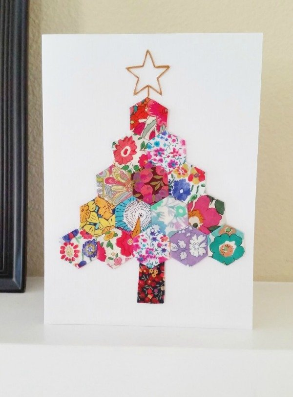 Mad-For-Fabric-Hexie-Christmas-Tree-Card-757x1024