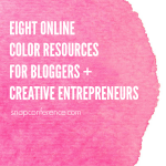 Eight Online Color Resources for Creative Entrepreneurs