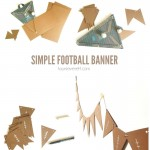 Simple Footballe Banner Collage