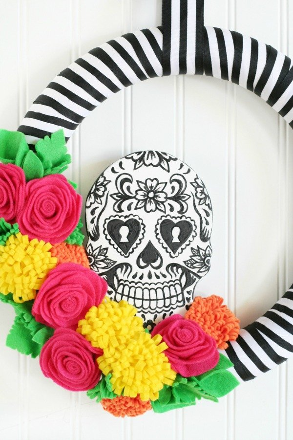 sugar-skull-wreath-16