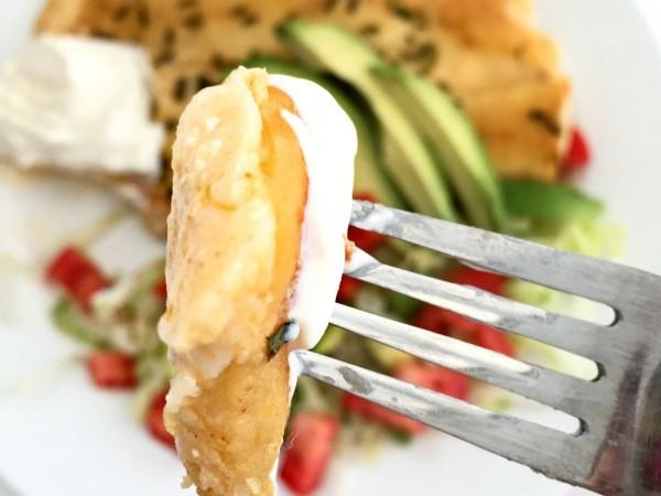 Mild Chicken Enchiladas