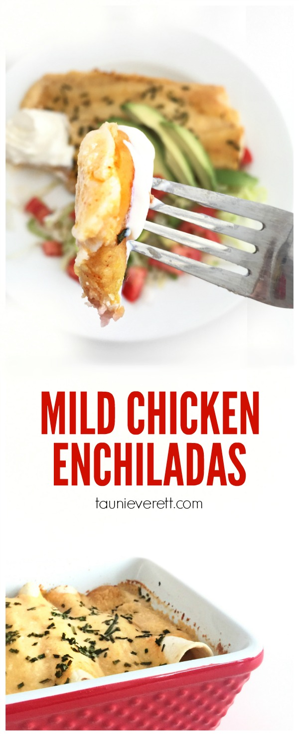 mild-chicken-enchilads-pinterest
