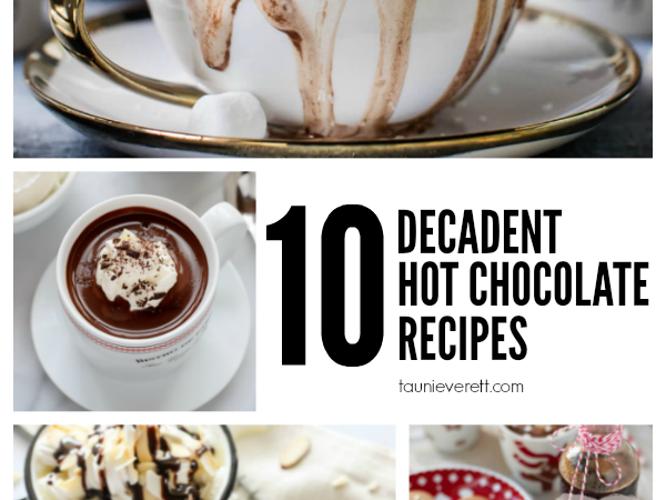 10 Decadent Homemade Hot Chocolate Recipes