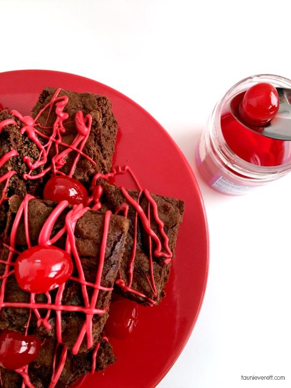Cherry Chocolate Brownies 12