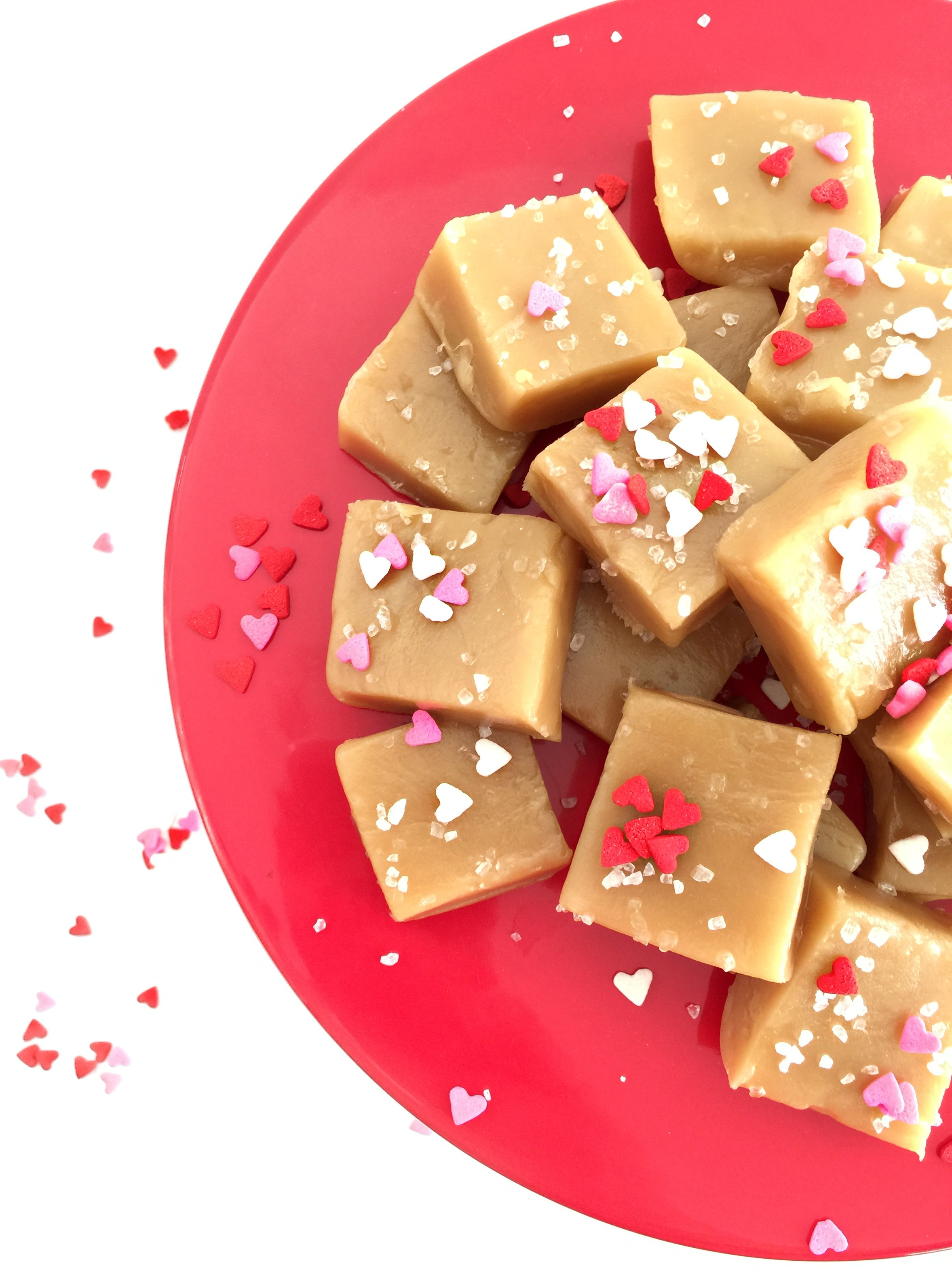Eight Minute Microwave Caramels