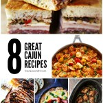 Make one of these eight great Cajun dishes at home to celebrate Mardi Gras