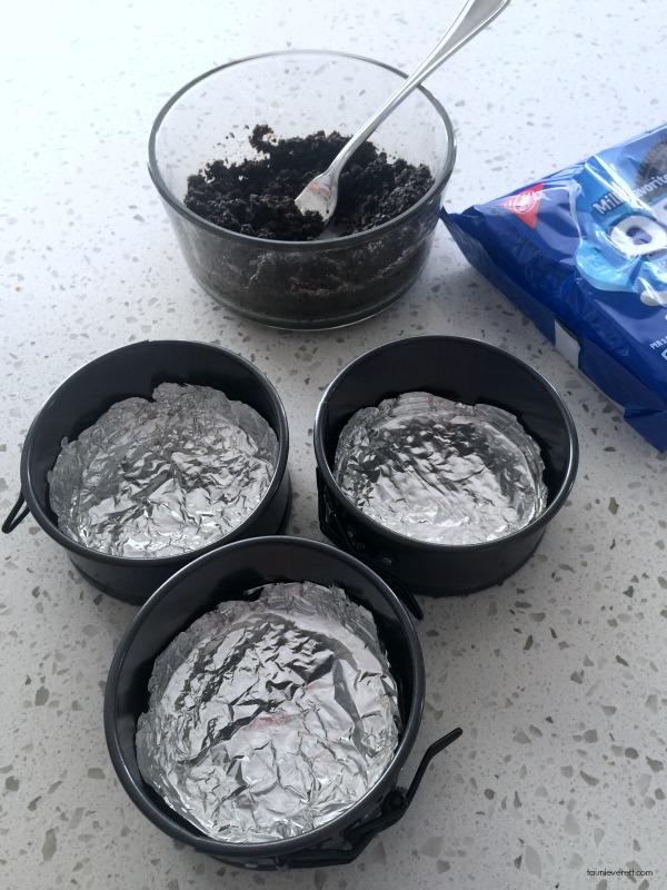 Instant pot mini cheesecake 7.1