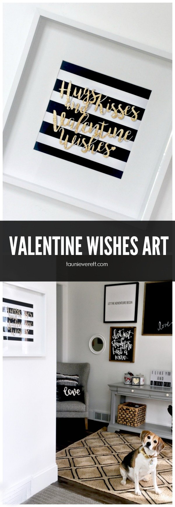Valentine Wishes Printable