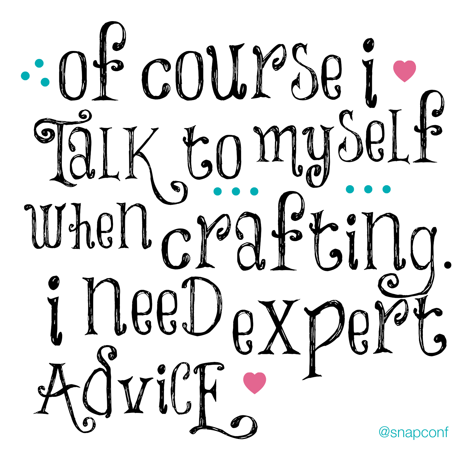 8 Great Craft Quotes to Make You Smile.