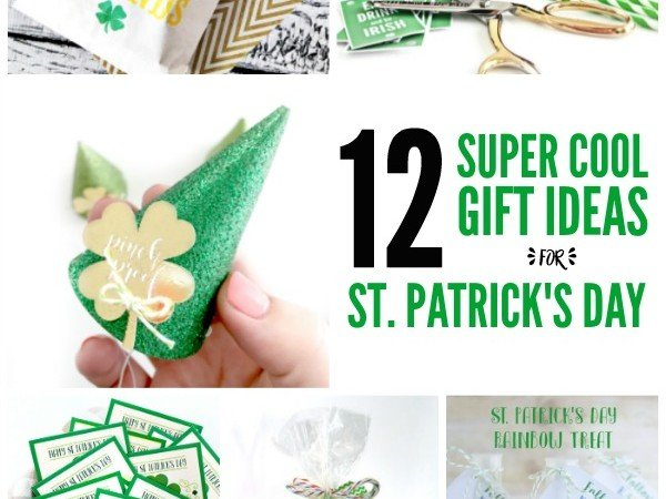 St. Patrick's Day Gift Ideas