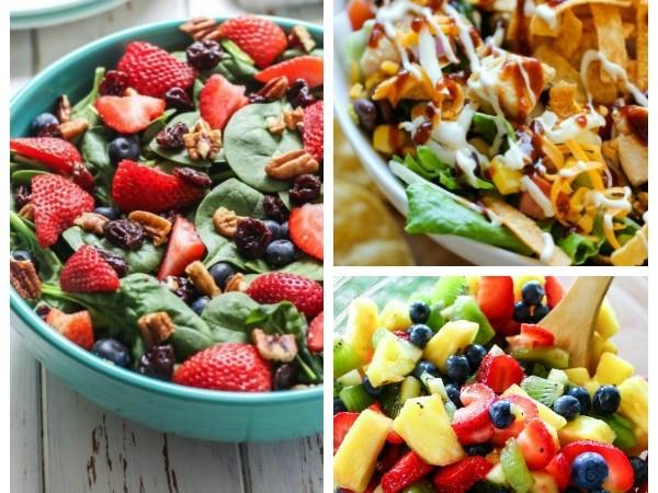12 Delicious Summer Salad Recipes
