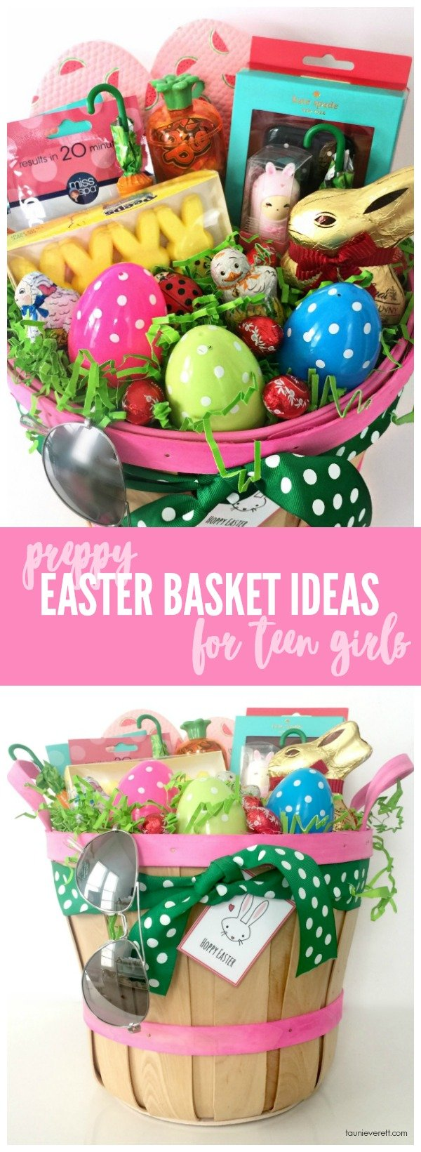 Easter basket ideas for teen girls tauni co easter basket ideas for teen girls negle Images
