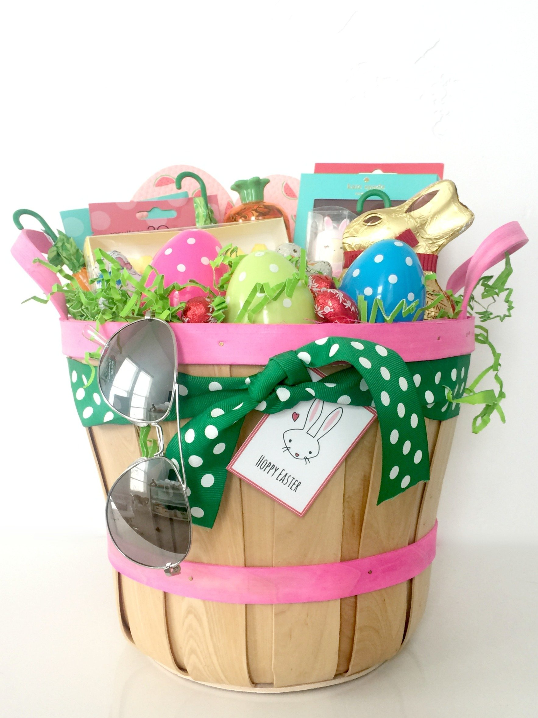 Easter Basket Ideas For Teen Girls Tauni Everett