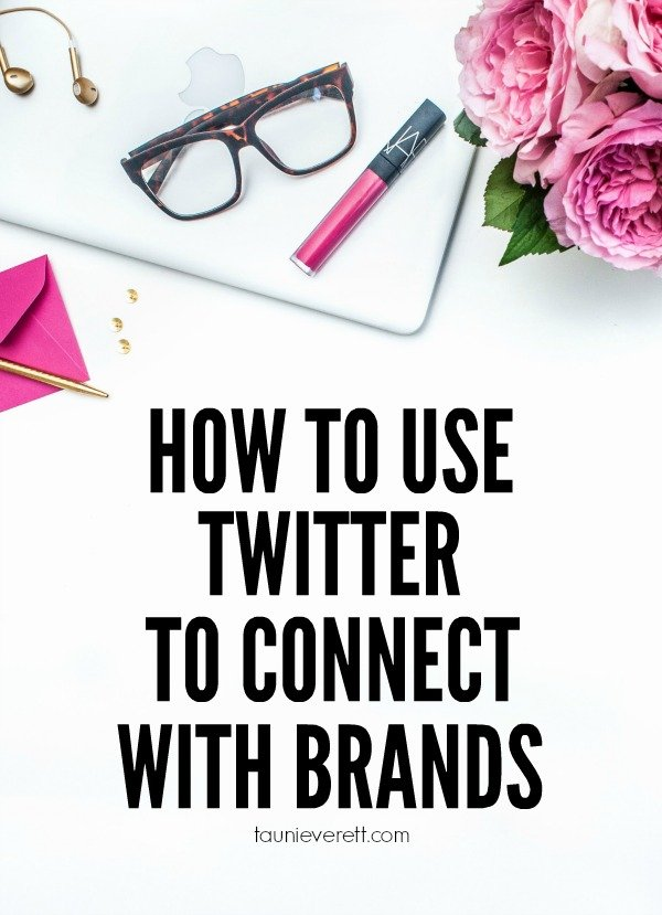 How to Use Twitter to Connect with Brands