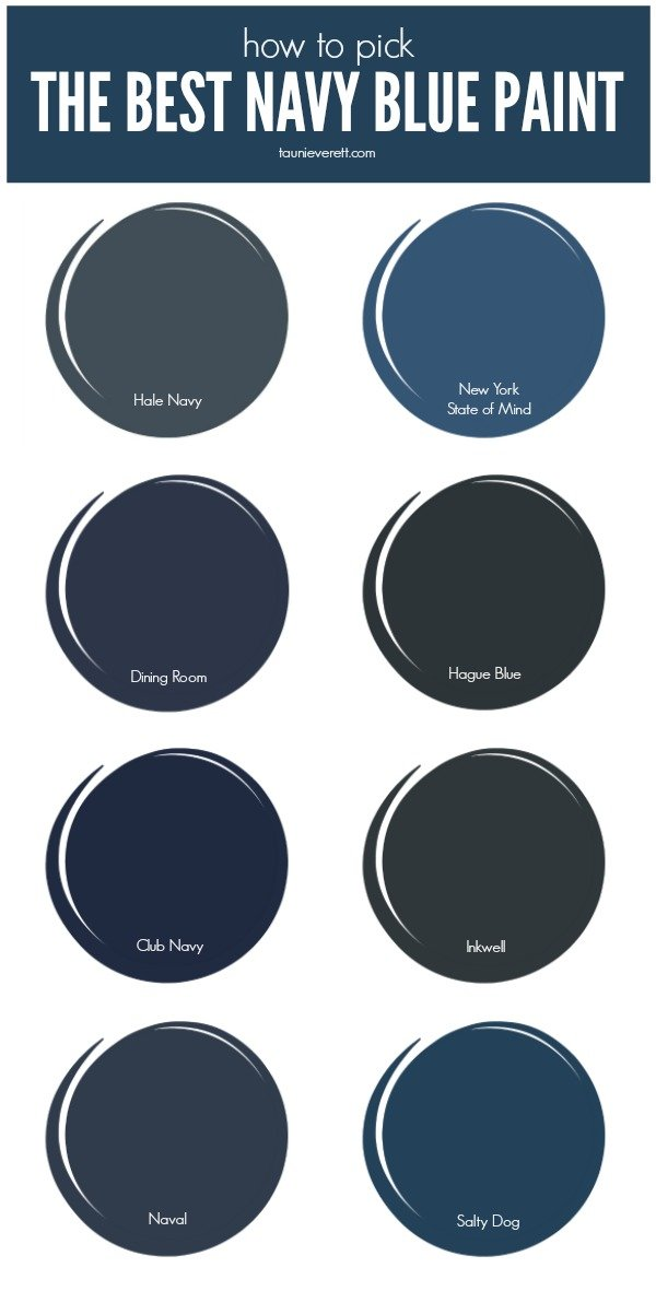 Check out the best navy paint currently available on the market.