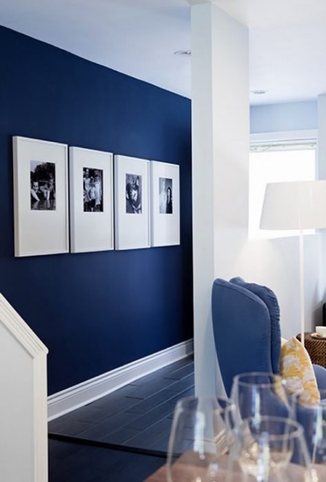 Ralph Lauren Club Navy. Check out the best navy blue paint currently available on the market.