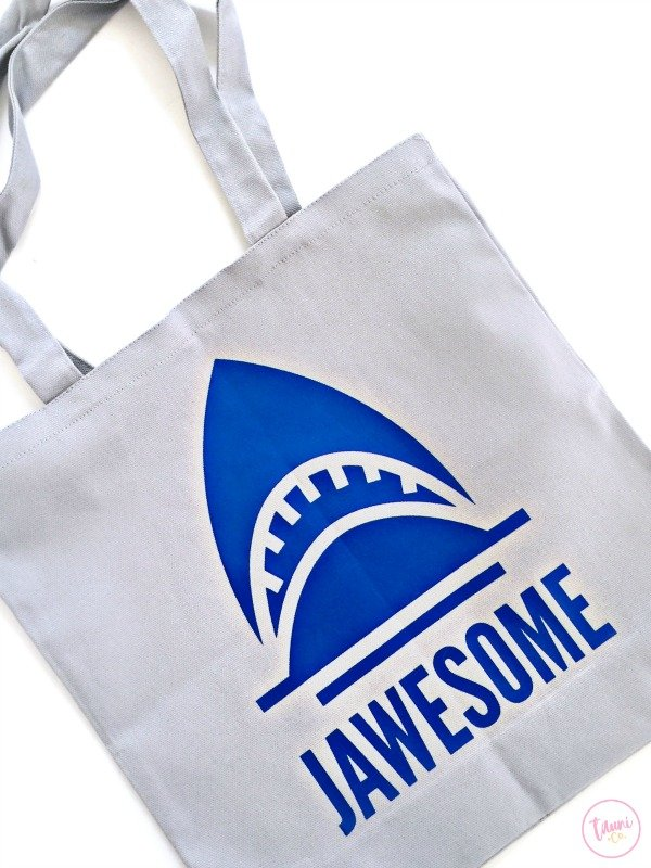 Jawesome Shark Week cut file available for free download.