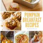 12 Perfect Pumpkin Spice Breakfast Recipes