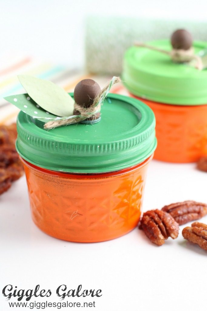 Pumpkin Spice Pecans