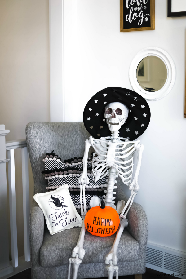 Halloween Home Tour by Tauni Everett