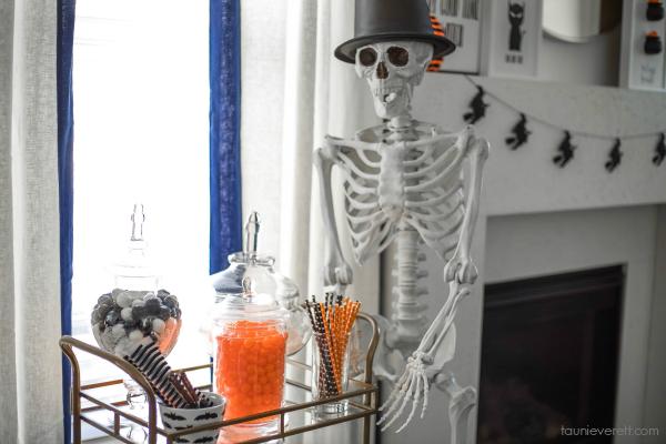 Halloween home tour 6 © tauni everett