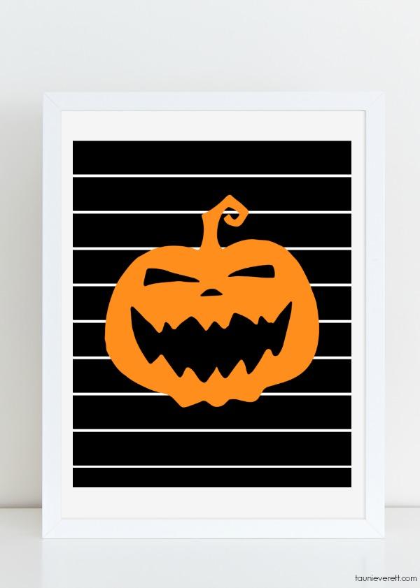 Free downloadable Halloween artwork. #halloween #halloweenprints #printable
