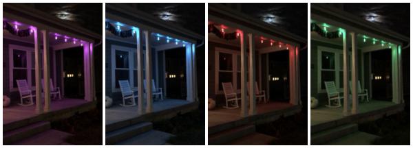 Enbrighten cafe lights