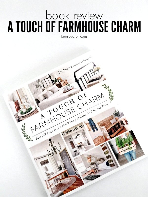 Book Review: A Touch of Farmhouse Charm