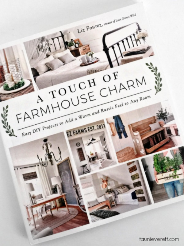 A Touch of Farmhouse Charm cover