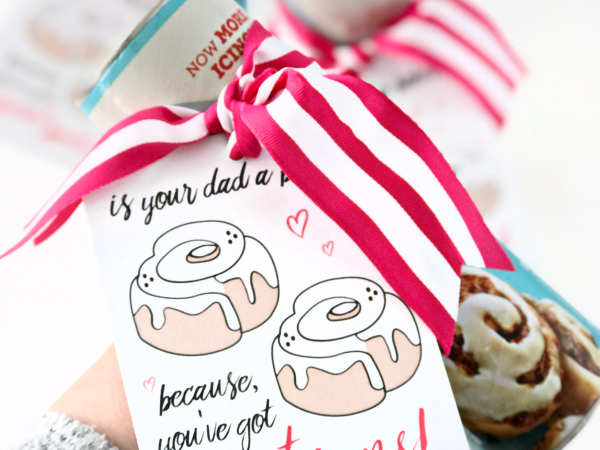 Print + Cut Great Buns Valentine