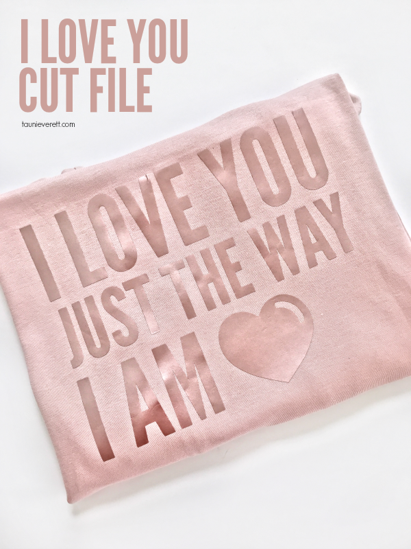 I Love You Cut File Free Instant Download #love #valentine #valentinestshirt #valentinecutfile #cricut #silhouette