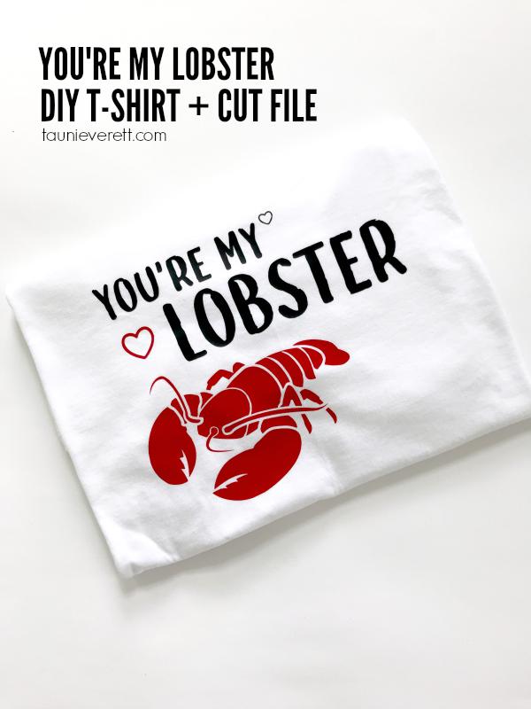 Youre my lobster hero