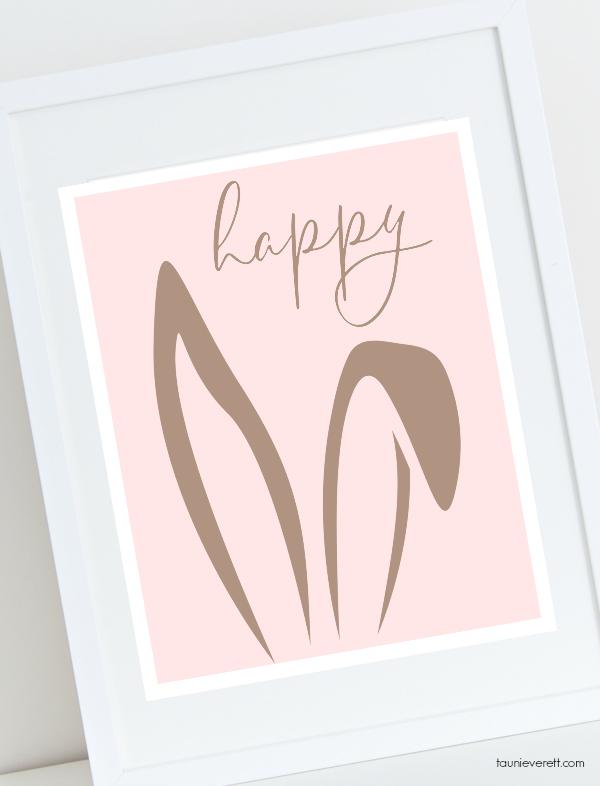 Free instant download Easter art prints #easter #printable #easterprintable
