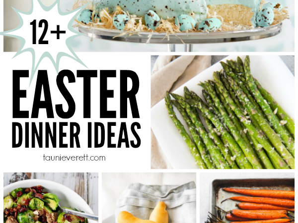 12+ Tremendous Easter Dinner Ideas
