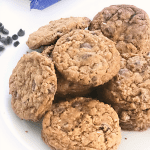 Coconut oatmeal chocolate chip cookie recipe 1600 © tauni everett 2018