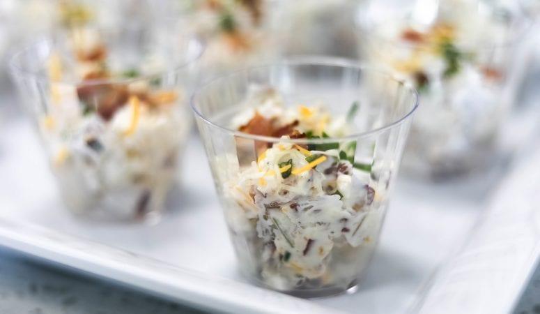Loaded Red Potato Salad Recipe