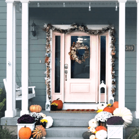 Five Tips for the Perfect Fall Porch