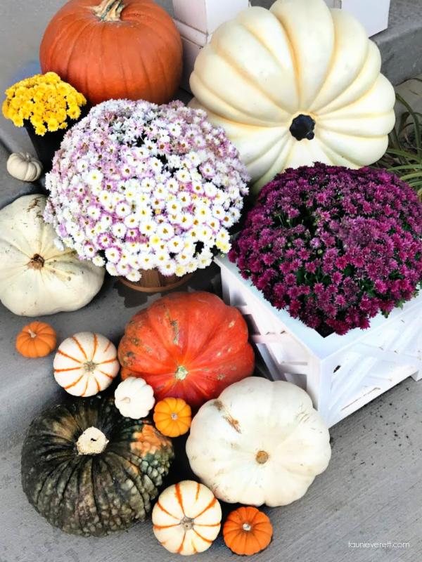 Five Tips for the Perfect Fall Porch #fallporch #fall #porch