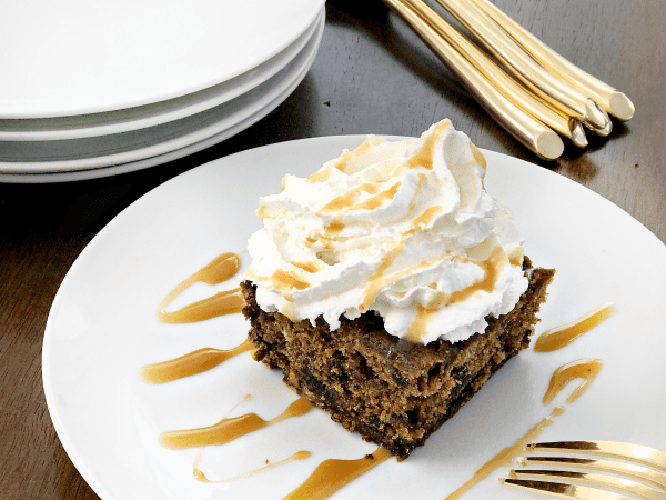 Pumpkin Butterscotch Cake Recipe