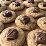 Candy bar cookie recipe © tauni everett 4 600