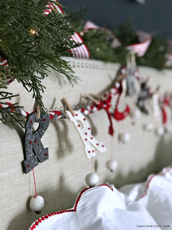 Christmas holiday home tour © tauni everett 25 600