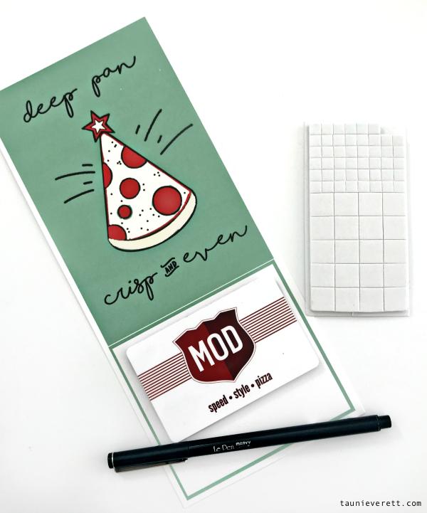 Pizza christmas printable gift idea © tauni everett 6 600