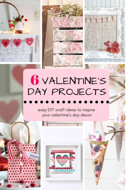 6 valentines day projects 2