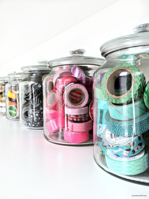 Washi tape storage 1 2
