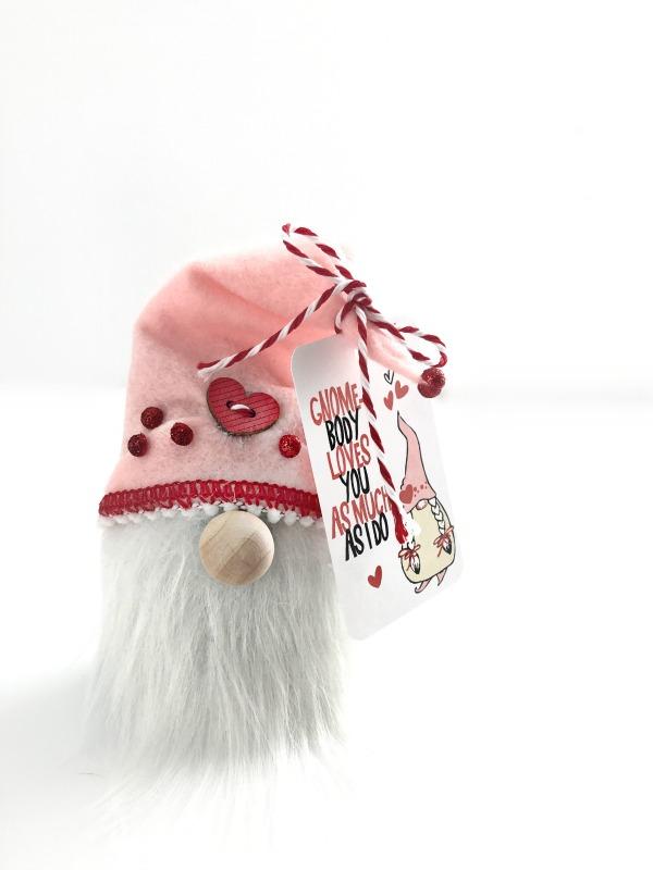 30 minute valentines day gnome ©tauni everett 1 600 1