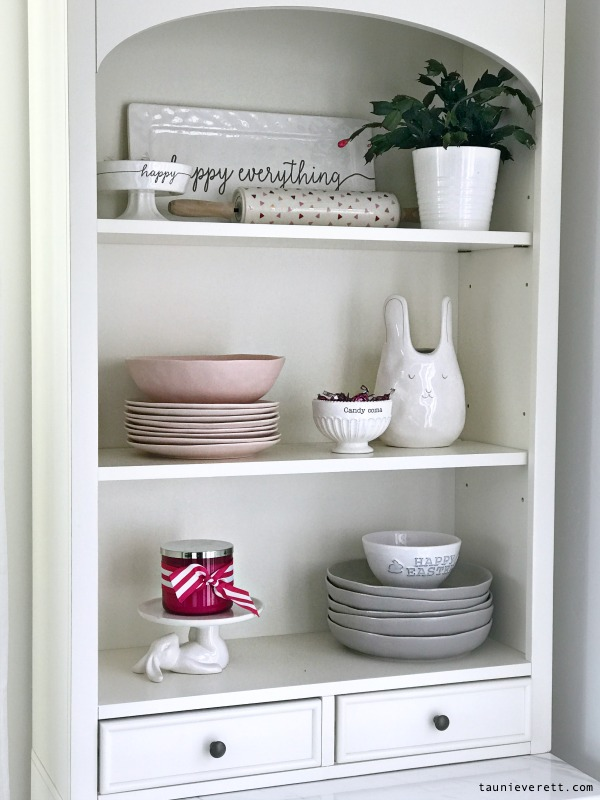 Easter crafts and home decor ideas spring home tour © tauni everett 6 600