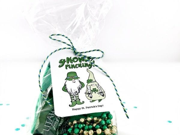 Gnome St. Patrick's Day Printable
