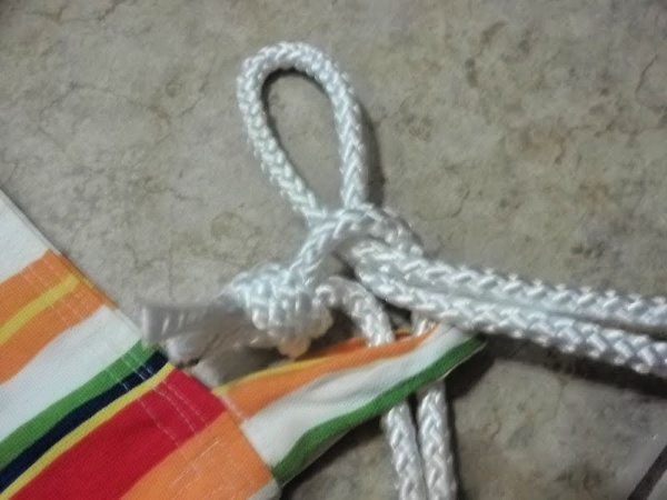Diy hammock swing tutorial 11