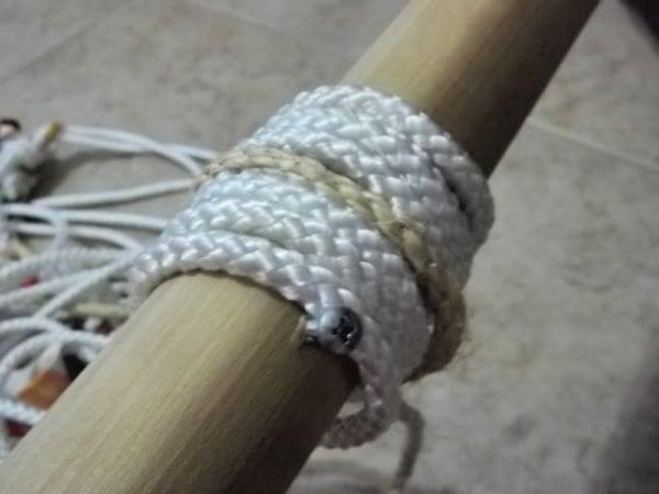 Diy hammock swing tutorial 16